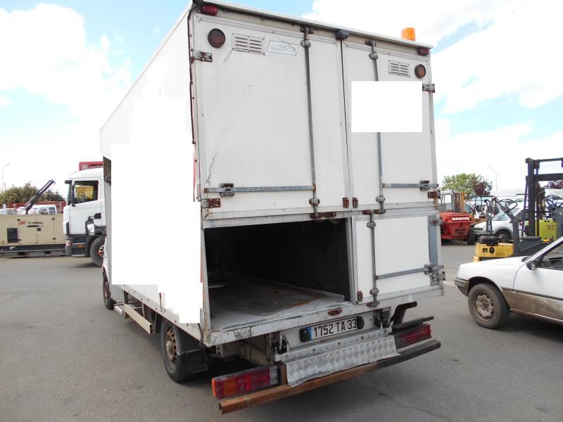 Koffer Transporter Mercedes Sprinter 316 CDI