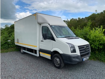 VW Crafter - Koffer Transporter