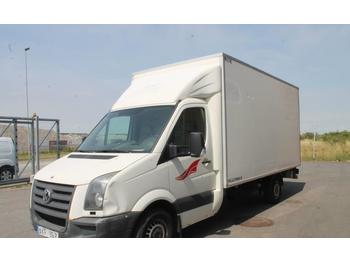 Volkswagen CRAFTER 35 CHASSI EH  - Koffer Transporter