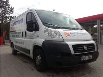 FIAT Ducato 2.3, hook, 2011 year, manual , roof rack - Koffer transporter