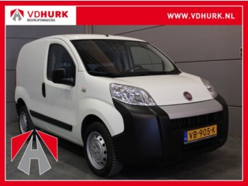 Fiat Fiorino 1.4 CNG Aardgas Airco/Laadvloer/Betimmering - Koffer transporter