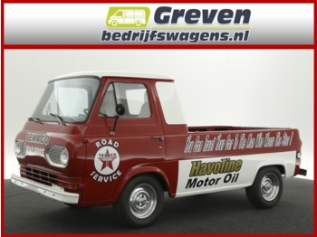 Koffer transporter Ford Pick Up Econoline 1963 Marge 6 cilinder Benzine