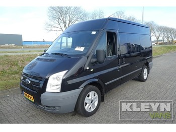 Ford Transit 280 M 140 AC zwart, cool edition, - Koffer transporter