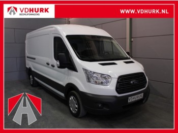 Koffer transporter Ford Transit 310 2.0 TDCI L3H2 131 pk Trend garantie t/m 2021! Airco/PDC/Cruise/Camera