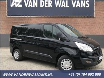 Koffer transporter Ford Transit Custom 270 2.0TDCI L1H1 TREND **NIEUW** Airco, Navi, Cruise, Camera, PDC .