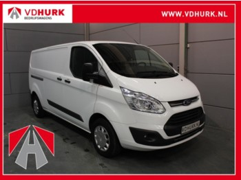 Ford Transit Custom 2.0 TDCI Trend L2H1 Airco/Camera/Bluetooth/Cruise - Koffer transporter