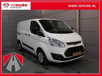 Koffer transporter Ford Transit Custom 2.2 TDCI 155 pk Trend Airco/Cruise/PDC