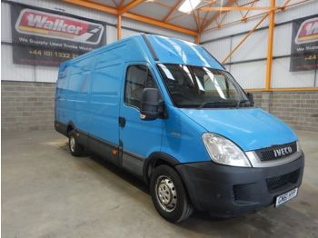 IVECO DAILY 35S13 EURO 4 LWB PANEL VAN - 2011- GN61 HYP - Koffer transporter