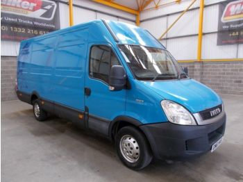 IVECO DAILY 35S13 LWB PANEL - Koffer transporter