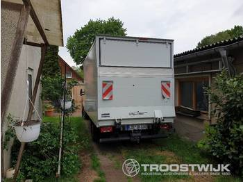 IVECO Daily 35S15 - Koffer transporter