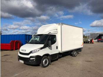 Koffer transporter IVECO Daily 35S17