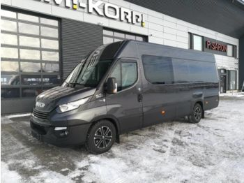Koffer transporter IVECO Daily 35S18A8V 2+3