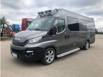 IVECO Daily 35S18A8 1+4hlö - Koffer transporter