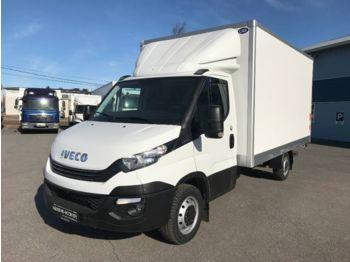 Koffer transporter IVECO Daily 35S18 A8