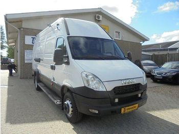 IVECO Daily 3,0 70C17 - Koffer transporter