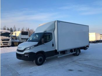 IVECO Daily 72C17 A8 - Koffer transporter