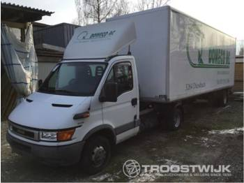 Koffer transporter Iveco 50c13 Daily