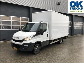 Iveco Daily 35C13 (Euro5 Klima ZV) - Koffer transporter