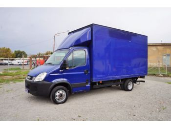 Koffer transporter Iveco Daily 35C13 KOFFER 8 PAL / LBW / automatic