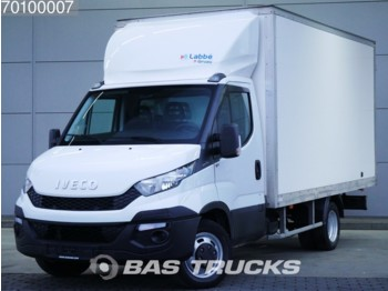 Koffer transporter Iveco Daily 35C15 3.0 150PK Bakwagen Airco Cruise 19m3 A/C Cruise control