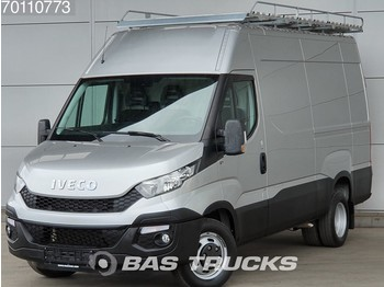 Iveco Daily 35C17 3.0 Hi Matic Automaat Navi Camera 3.5T Trekhaak L2H2 16m3 A/C Towbar Cruise control - Koffer transporter