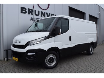 Iveco Daily 35S13V 126pk L2H1, Airco, Cruise, wb352, L2 H1 - Koffer transporter