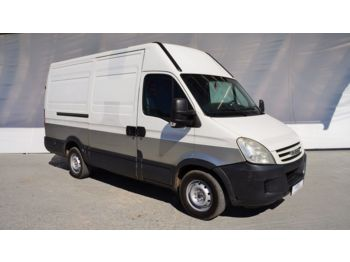 Iveco Daily 35S14GV/3.0  CNG/ MITTLE  - Koffer transporter