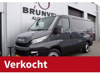 Koffer transporter Iveco Daily 35S17V 3.0 170pk, Trekhaak, Cruise, Airco, wb300, L1 H1: das Bild 1