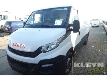 Koffer transporter Iveco Daily 35 S130 L2H1 A lang/laag, airco, 50