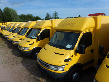 Iveco Daily 5t 50 C 11 G/P Erdgas NG - Koffer transporter