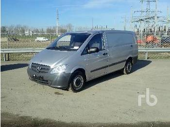 Koffer transporter MERCEDES-BENZ VITO 113CDI