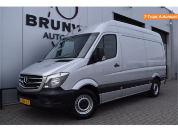 Koffer transporter Mercedes-Benz Sprinter 316 CDI 163pk L2H2, 7-Traps Automaat, Cruise, Airco, wb366