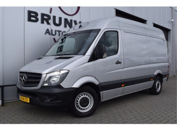 Koffer transporter Mercedes-Benz Sprinter 316 CDi 163pk L2H2, 7-Traps Automaat, Airco, Cruise, wb 366cm