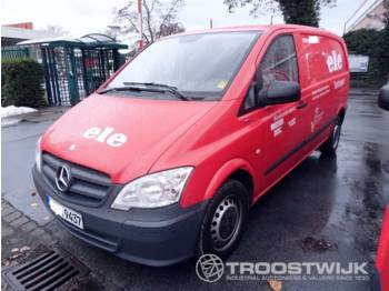 Koffer transporter Mercedes-Benz Vito 110 CDI