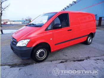 Koffer transporter Mercedes-Benz Vito 113 CDI
