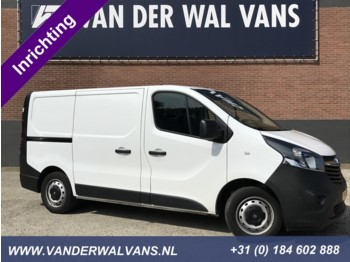 Koffer transporter Opel Vivaro 1.6CDTI L1H1 Inrichting Airco, Cruise, PDC .