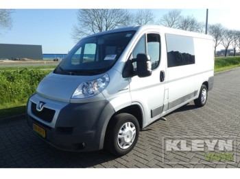 Peugeot Boxer 2.2 HDI l2h1 dc airco - Koffer transporter