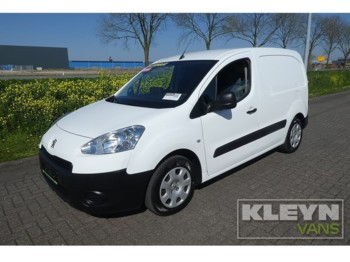 Koffer transporter Peugeot Partner 1.6 HDI ac automaat!!