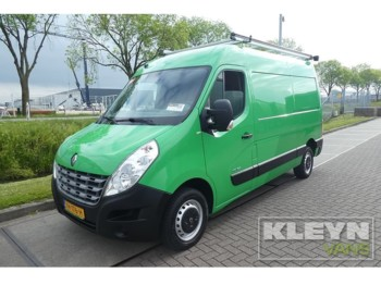 Koffer transporter Renault Master 2.3 DCI 125 L airco, navi, imperia