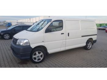 Toyota HiAce 4WD FULL TIME HIACE 4 WHEEL DRIVE - Koffer transporter