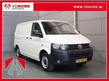 Koffer transporter Volkswagen Transporter 2.0 TDI Airco/Cruise/Inrichting