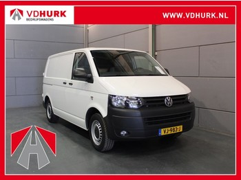 Volkswagen Transporter 2.0 TDI Inrichting/Airco/Cruise - Koffer transporter