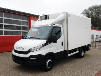 Kühltransporter Iveco Daily 70C17 Tiefkühlkoffer -32°C Thermo King V-600MAX Ladebordwand