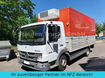 Kühltransporter Mercedes-Benz Atego 818  Kühl Frischd. LBW Th King V500 MAX