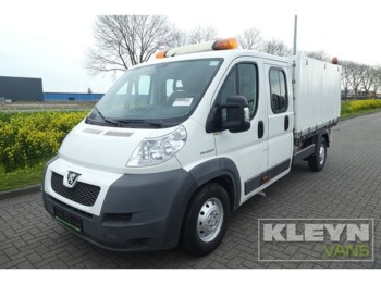 Peugeot Boxer 2.2 HDI dc 7 pers 96 dkm! - Transporter