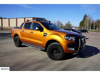 FORD Ranger Wildtrack - Pick-up