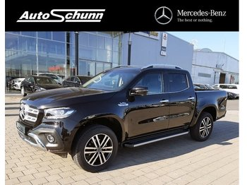 MERCEDES-BENZ X 350 d 4Matic POWER-STYLE-WINTER-COMAND-KEYLESS - Pick-up