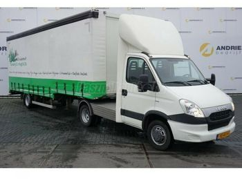 IVECO DAILY 40C21 BE - Planen Transporter