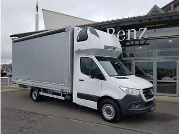 Mercedes-Benz Sprinter 316 CDI Schiebeplane TOP-SLEEPER Klima  - Planen Transporter