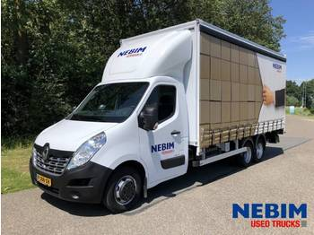 Renault MASTER 160 dCi E6 BE COMBI - Planen Transporter